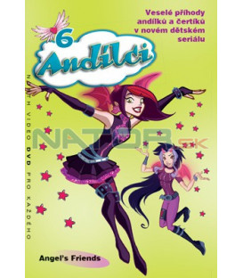 Andílci 06 DVD