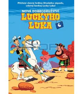 Nová dobrodružství Luckyho Luka 06 DVD