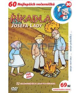 Říkadla Josefa Lady DVD
