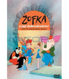 Žofka a její dobrodružství 01 DVD