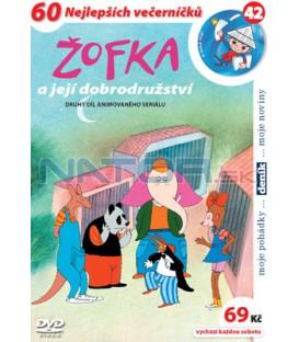 Žofka a její dobrodružství 02 DVD