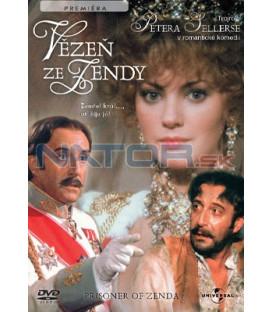 Vězeň ze Zendy DVD