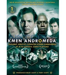 Kmen Andromeda 01 DVD