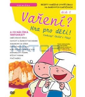 Vaření? Hra pro děti 02 DVD