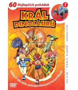 Král dinosaurů 01 DVD