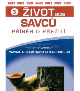 Život savců 3 (The Life of Mammals) DVD