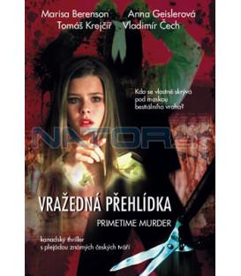 Vražedná přehlídka DVD