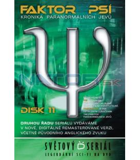 Faktor Psí 11 DVD