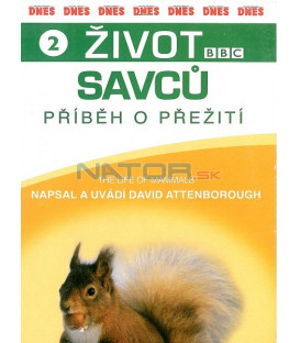 Život savců 2 (The Life of Mammals) DVD
