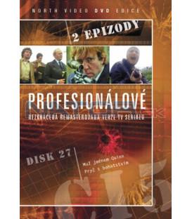 Profesionálové 27 DVD