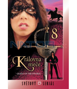 Královna meče 08 DVD