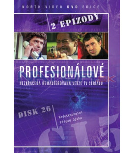 Profesionálové 26 DVD