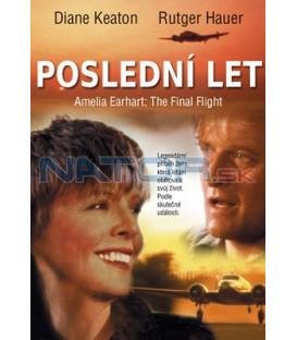 Poslední let DVD