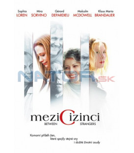 Mezi cizinci DVD