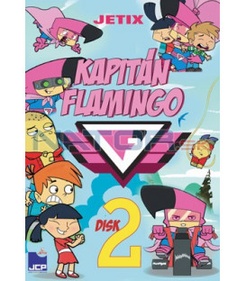 Kapitán Flamingo 02 DVD