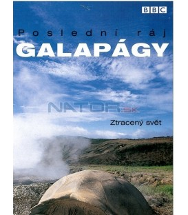 Galapágy - Poslední ráj 1 - Ostrovy, které změnily svět (Galápagos) DVD