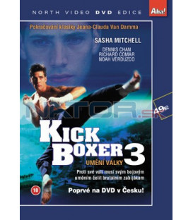 Kickboxer III - Umění války DVD