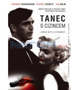 Tanec s cizincem DVD