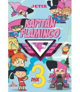 Kapitán Flamingo 03 DVD