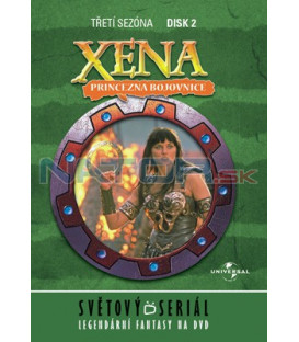 Xena 3/02 DVD- XENA 23