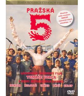Pražská pětka DVD