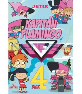 Kapitán Flamingo 04 DVD
