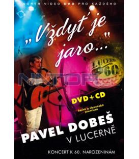 Pavel Dobeš v Lucerně  CD+DVD