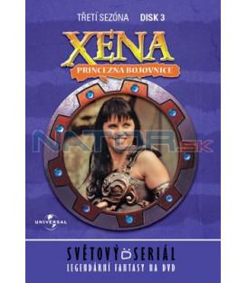 Xena 3/03 DVD- XENA 24