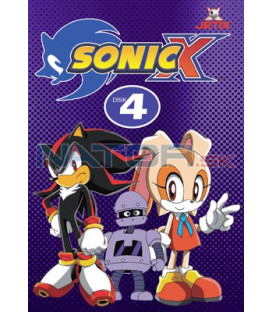 Sonic X 04 DVD