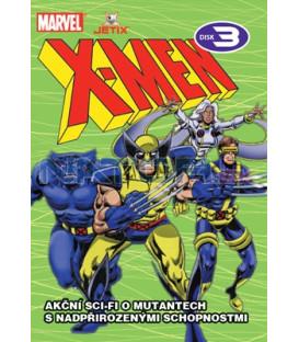 X-men 03 DVD