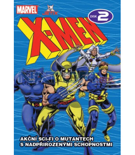 X-men 02 DVD