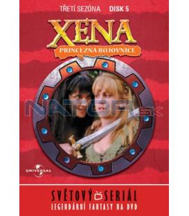Xena 3/05 DVD- XENA 26