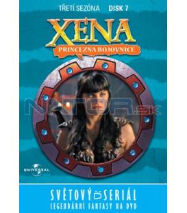 Xena 3/07 DVD- XENA 28