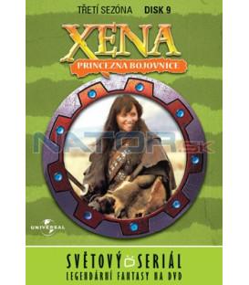 Xena 3/09 DVD- XENA 30