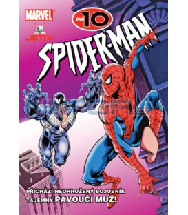 Spiderman 10 DVD