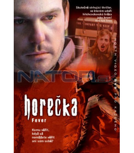 Horečka DVD