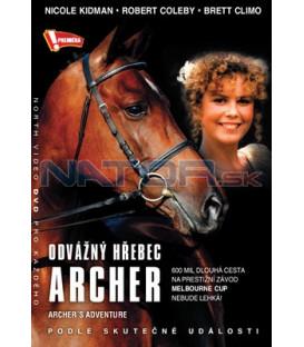 Odvážný hřebec Archer DVD