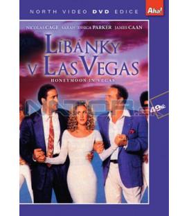 Líbánky v Las Vegas DVD