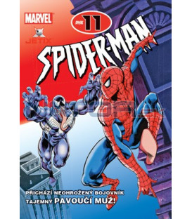 Spiderman 11 DVD