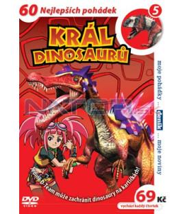 Král dinosaurů 05 DVD