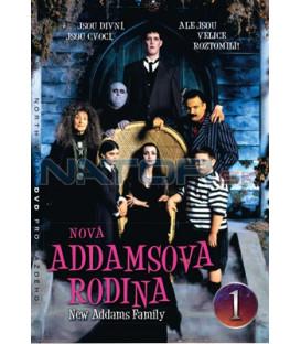 Nová Addamsova rodina 01 DVD