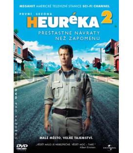 Heuréka - město divů 02 DVD