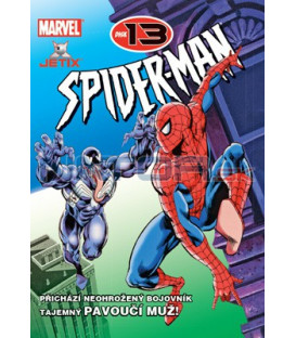 Spiderman 13 DVD
