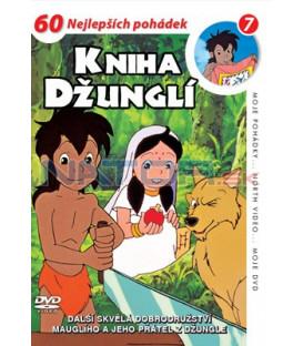 Kniha džunglí 07 DVD