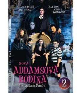 Nová Addamsova rodina 02 DVD