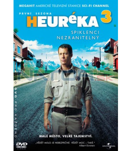 Heuréka - město divů 03 DVD
