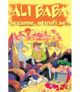 Alibaba – Sezame, otevři se DVD