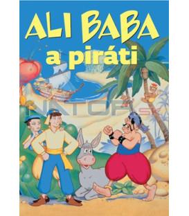 Alibaba a piráti DVD
