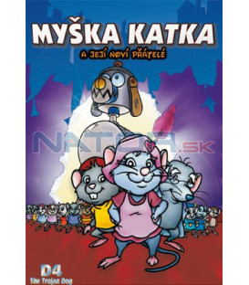 Myška Katka DVD