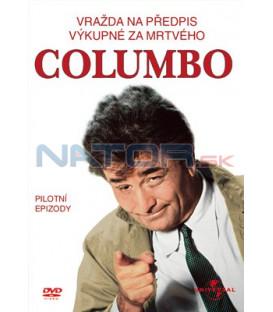 Columbo  pilotní epizody DVD